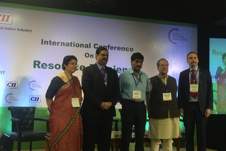 CII-GBC International Conference on Resource Efficiency