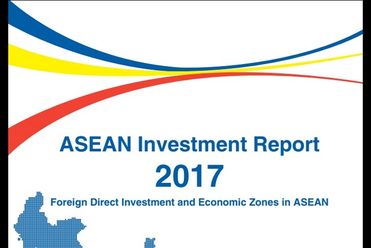 "ASEAN launches annual Investment Report 2017 and special report ""ASEAN at 50"""