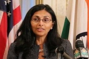 USCC: Nisha Desai Biswal appointed as the President of USIBC
