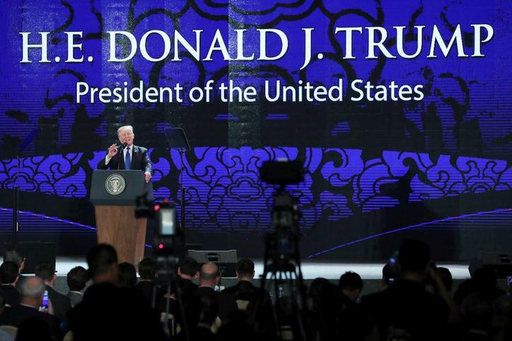 USCC: Waning United States influence met with concern across Asia