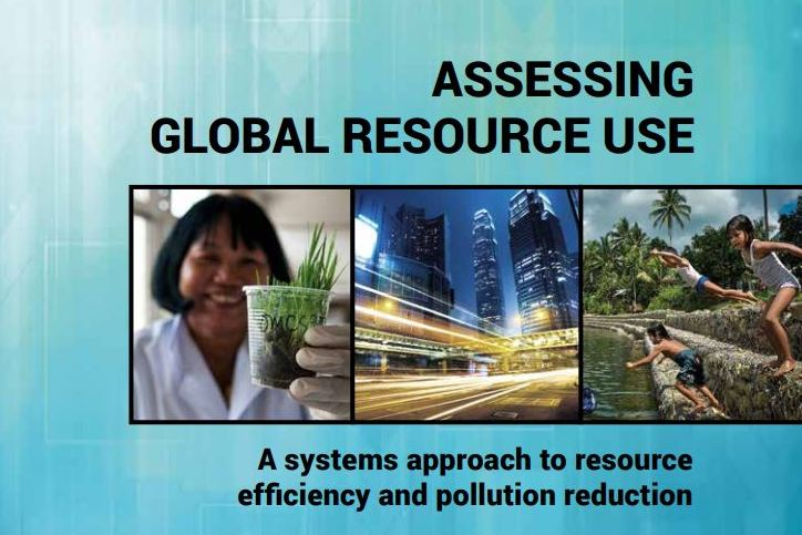 IRP Report: Without resource efficiency, SDG's will not succeed