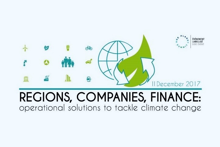 MEDEF: Regions, companies, finance – solutions to tackle climate change