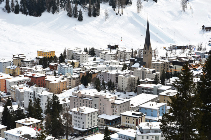 January 23-26, 2018: WEF Annual Meeting, Davos-Klosters, Switzerland