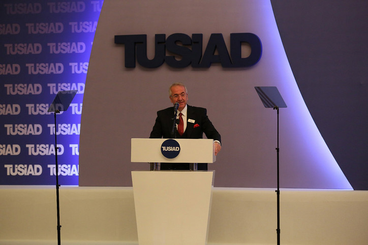 TUSIAD President calls for reforms at High Advisory Council meeting
