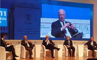 The business community comments on the outcome of WTO MC 11
