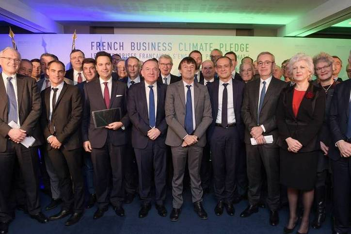 MEDEF: Business demonstrates its central role in fighting climate change