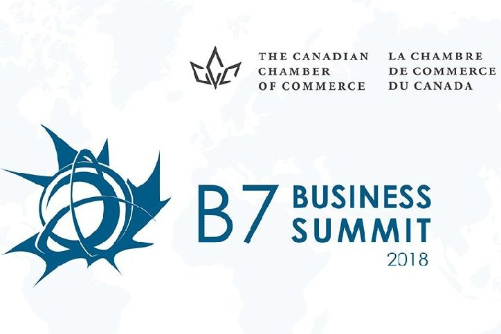 B7 co chairs announced by canadian chamber of commerce for Canadian chambre of commerce
