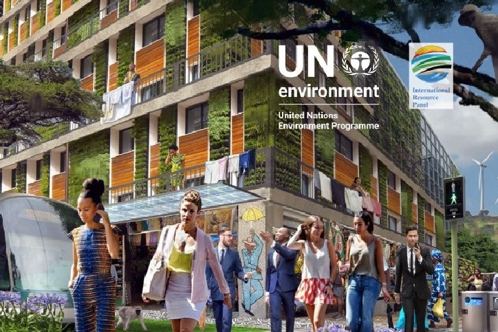 IRP report calls for a new strategy for 21st Century urbanization