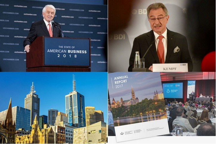 GBC members reflect on the challenges and opportunities for business in 2018
