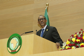 AU: President Paul Kagame elected as new Chairperson for the year 2018