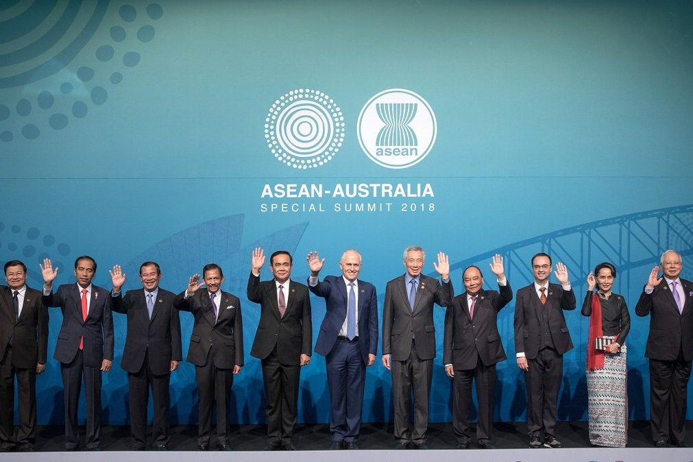 ASEAN – Australia Special Summit joint statement: The Sydney Declaration