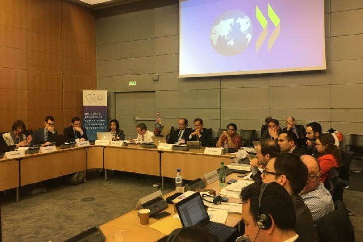 G20 aims to cooperate to reduce excess capacity of steel
