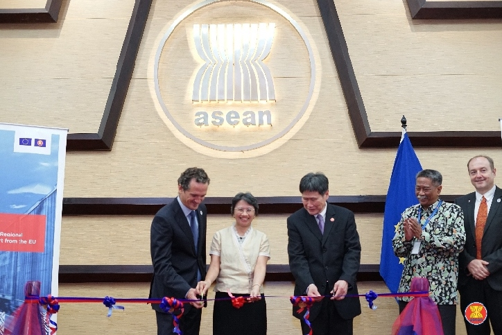 ASEAN, EU launch flagship programmes on policy dialogue & economic integration