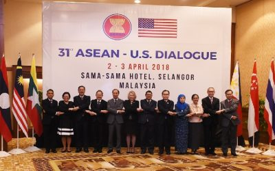 ASEAN, United States reaffirm commitment to strengthen partnership