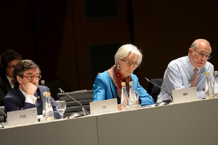IMF: Call for G20 policies to make growth more resilient & widely shared