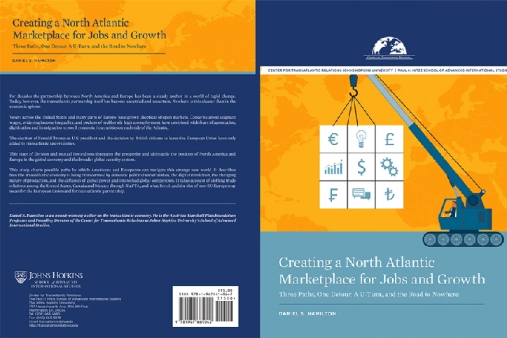 TUSIAD supports book – Creating a North Atlantic Marketplace for jobs & growth