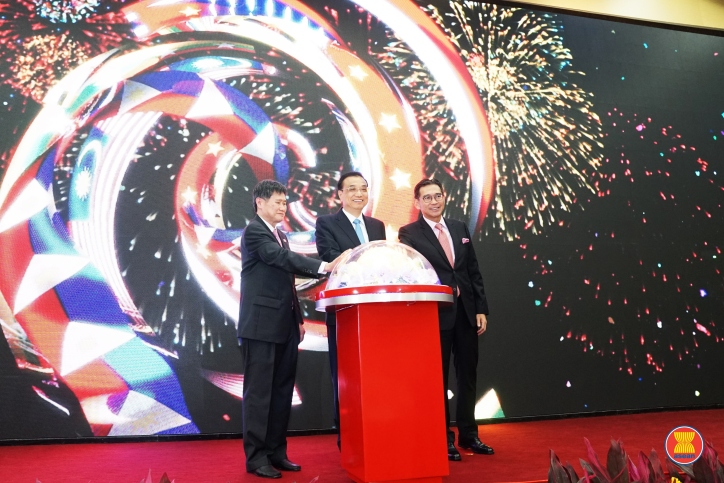 ASEAN: 15th anniversary of the ASEAN-China Strategic Partnership