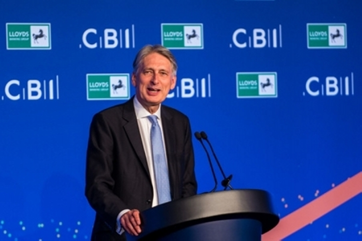 CBI Annual Dinner: Philip Hammond, backs business to improve living standards