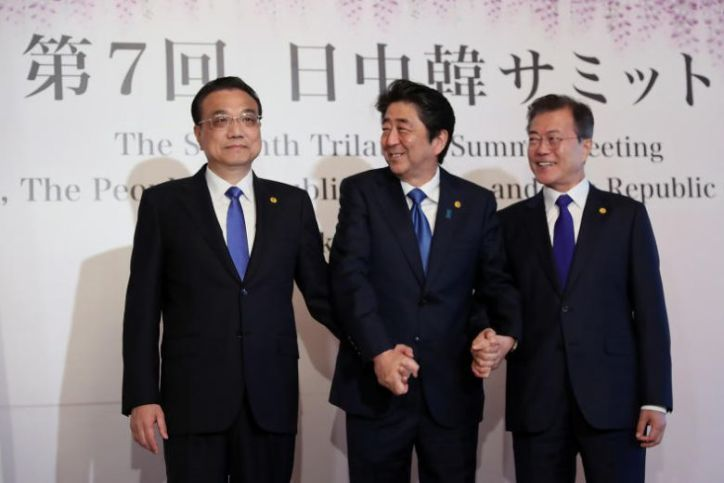 Keidanren: The Sixth Japan-China-Korea Business Summit joint statement