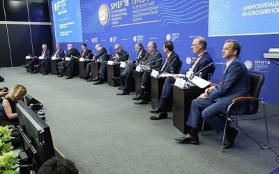 RSPP holds 5th B20 Regional Consultation Forum in the framework of the SPIEF