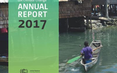 UNFCCC: UN Climate Change launches first-ever Annual Report