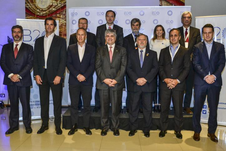 B20: Energy, Resource Efficiency & Sustainability Task Force meeting held in Bariloche