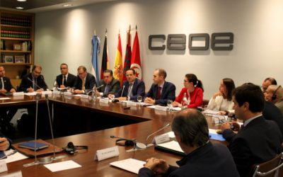 """CEOE organizes meeting on the """"Compact with Africa"""" initiative of G20"""