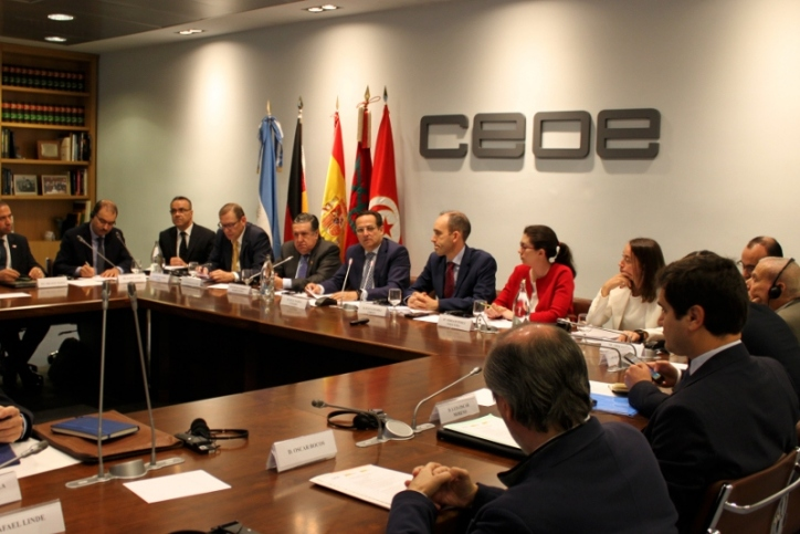 "CEOE organizes meeting on the ""Compact with Africa"" initiative of G20"