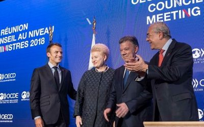 OECD's Ministerial Council calls to make multilateral co-operation work better for all