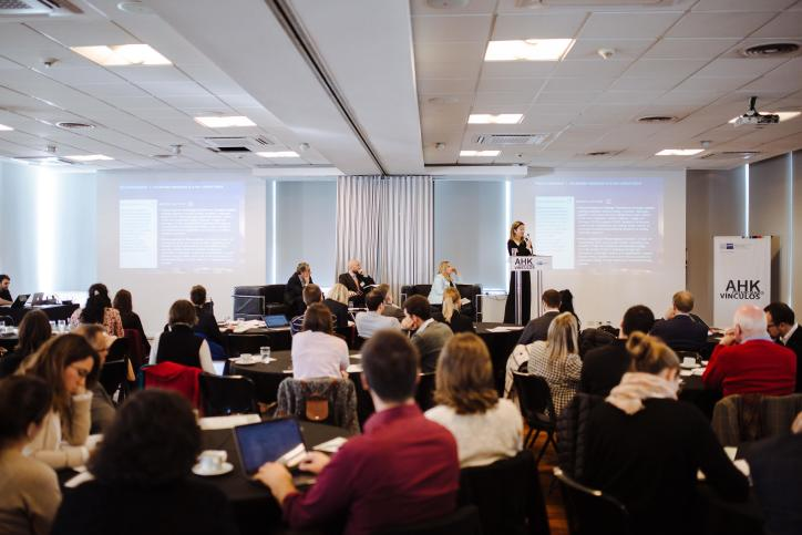 B20 & IRP participate in Resource Efficiency workshop in Buenos Aires