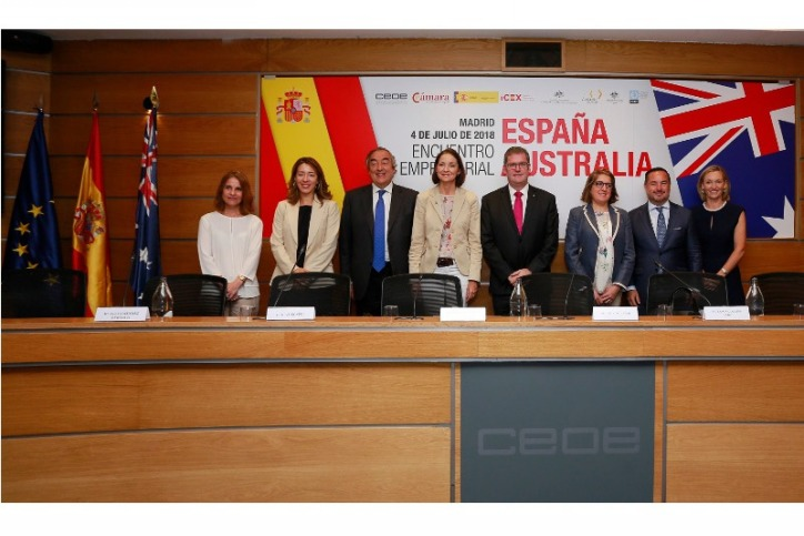 CEOE: Spain and Australia analyze bilateral trade and investment opportunities