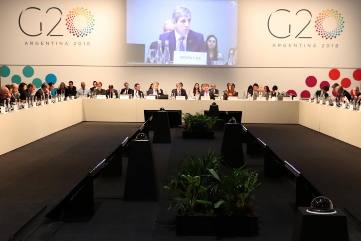 G20 Communiqué: Third G20 Finance Ministers and Central Bank Governors Meeting