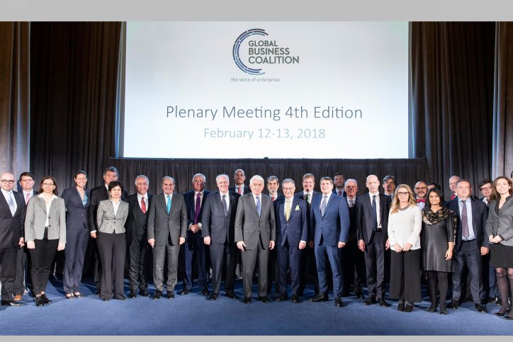 Global Business Coalition Plenary Meeting 4th Edition