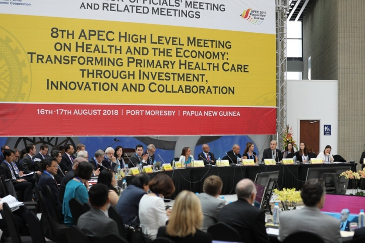 APEC annual high-level meeting on health & the economy