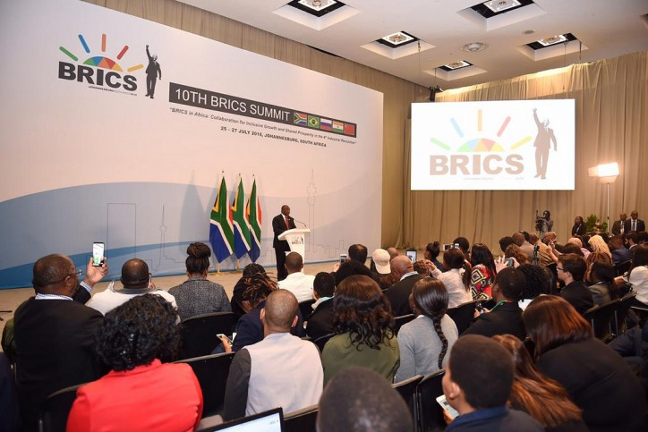 BRICS Declaration calls for full implementation of Paris Agreement & 2030 Agenda