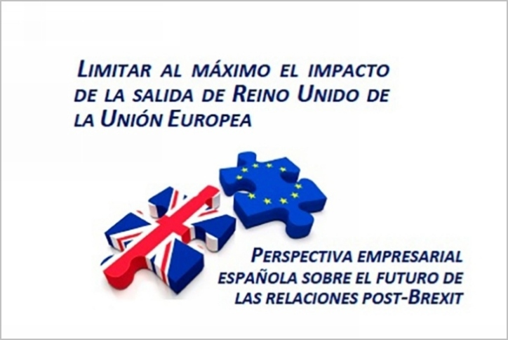 CEOE: Spanish business perspective on the future of post-Brexit relations