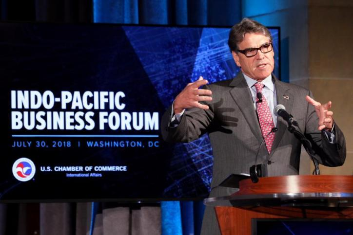 USCC: Indo-Pacific fastest-growing and most dynamic region on earth