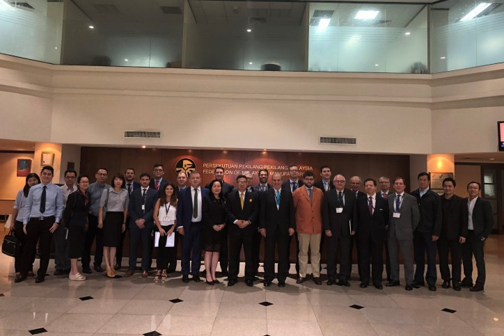 GBC-CEOE Joaquim Gay de Montellà leads delegation to Malaysia and Indonesia-CEOE 1