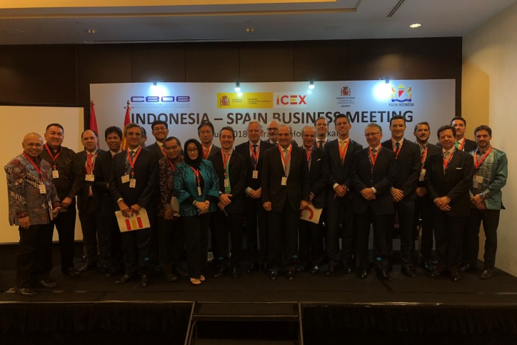 GBC-CEOE Joaquim Gay de Montellà leads delegation to Malaysia and Indonesia-CEOE 5