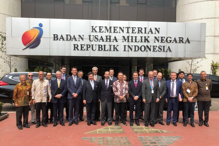 GBC-CEOE Joaquim Gay de Montellà leads delegation to Malaysia and Indonesia-CEOE 7