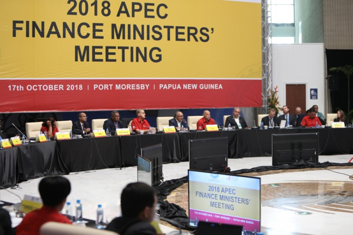 APEC Finance Ministers issue joint statement in Port Moresby