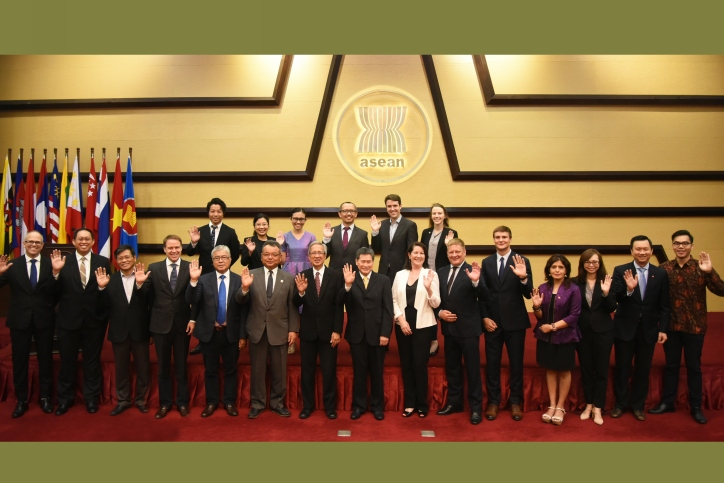ASEAN Secretariat seeks to improve engagement with private sector