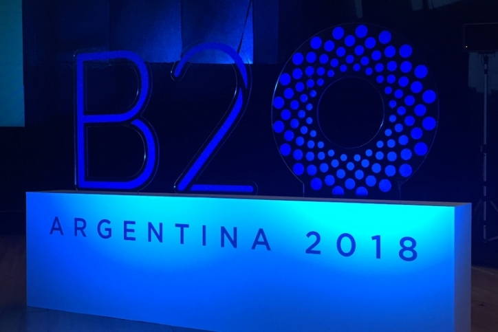 B20 Germany: The G20 Engagement Groups – Fora of open exchange