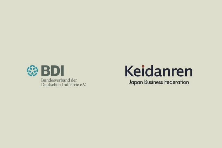 BDI & Keidanren call for cooperation to promote data utilization