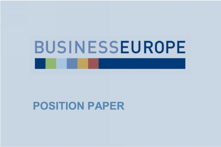 BusinessEurope: Reforming the WTO: this is a now or never moment