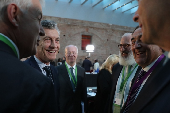 CEOE: President Juan Rosell attends B20 Summit in Buenos Aires