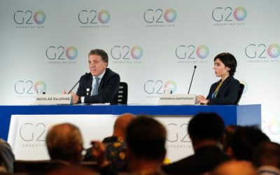 G20 calls to resolve trade tensions, at ministerial meeting in Bali