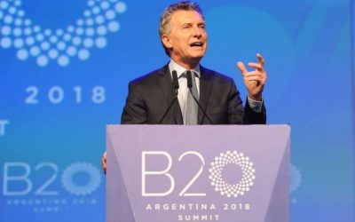 B20 Germany: G20 Buenos Aires Communiqué: Minimal consensus in turbulent times