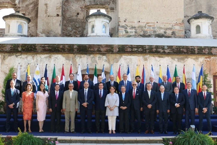 GBC-CEOE-CEIB, OIE and CACIF organize the XXIX Meeting of Presidents of Ibero-American Business Organizations