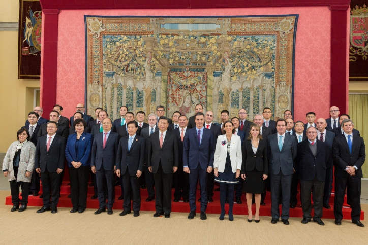 CEOE: First meeting of the Spain-China Business Advisory Council